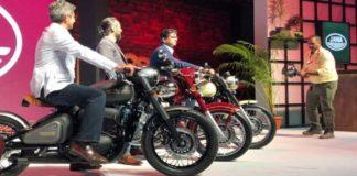 Bike Prebooking 5000 Rupees