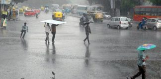 Heavy Rainfall According to Weather Report
