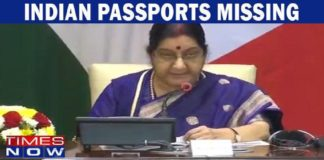 23 Indian passports lost