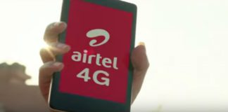 Airtel Free 1 TB Data Offer