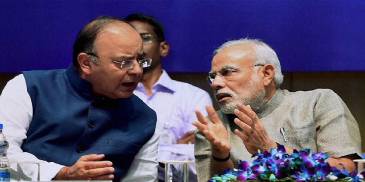Modi Govt Starts Finance Year