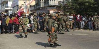 kashmir Afraid of Additional Paramilitary Forces