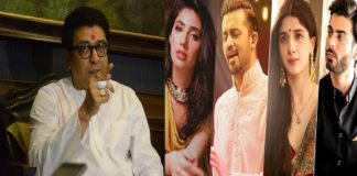 MNS Threats to Remove Pakistani Artists