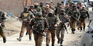 Military Action Begins In Kashmir