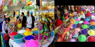 Holi Sellers are In Recession