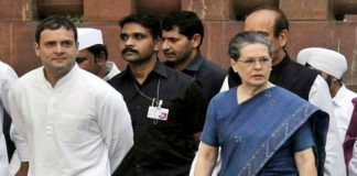 Sonia Gandhi is contesting the Lok Sabha elections from Raipur-Raybareli