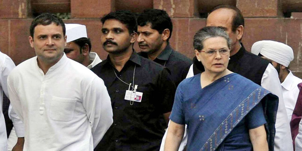Sonia Gandhi is contesting the Lok Sabha elections from Raipur-Raybareli