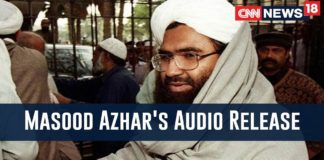 Masud Azhar's Audio Tape Recording Released By Jaish