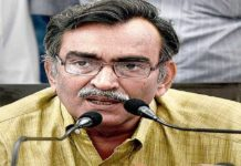 Not in alliance with the Congress-Surya Kant Mishra